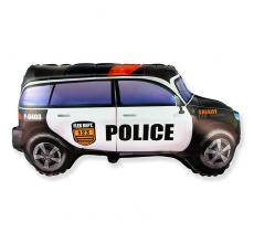 Шар фигурный Flexmetal Джип полиция 901773