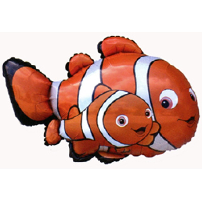 Шар фигурный Flexmetal рыбка Немо 901640