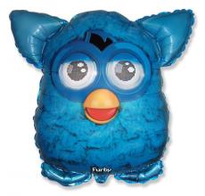 Шар фигурный Flexmetal Краске 901711 синий