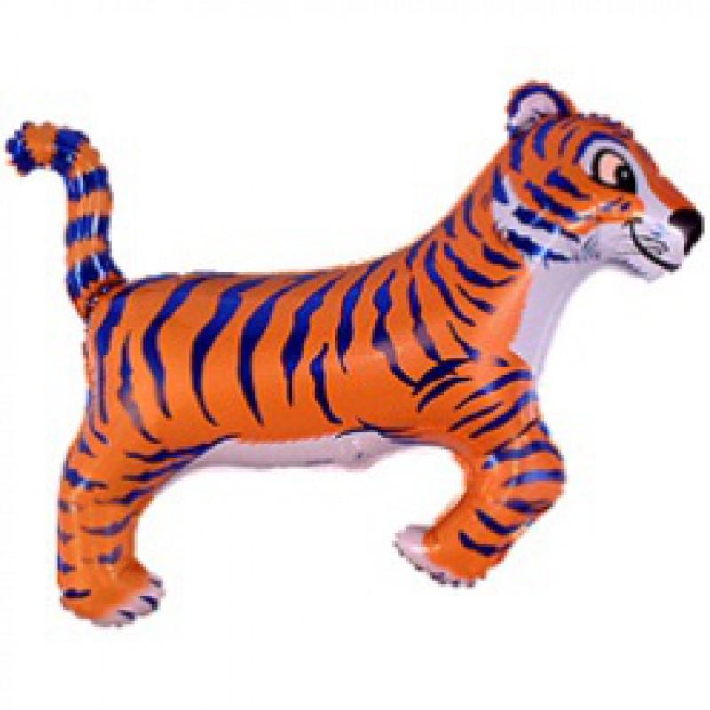 Шар фигурный Flexmetal Тигр 901634