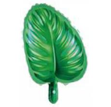 Пальмовый лист зеленый Пленка