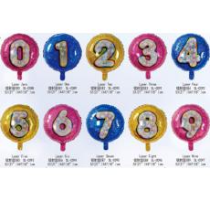 Цифры круглые 2 Таблетка Фольга