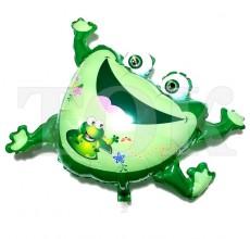 веселая лягушка Пленка