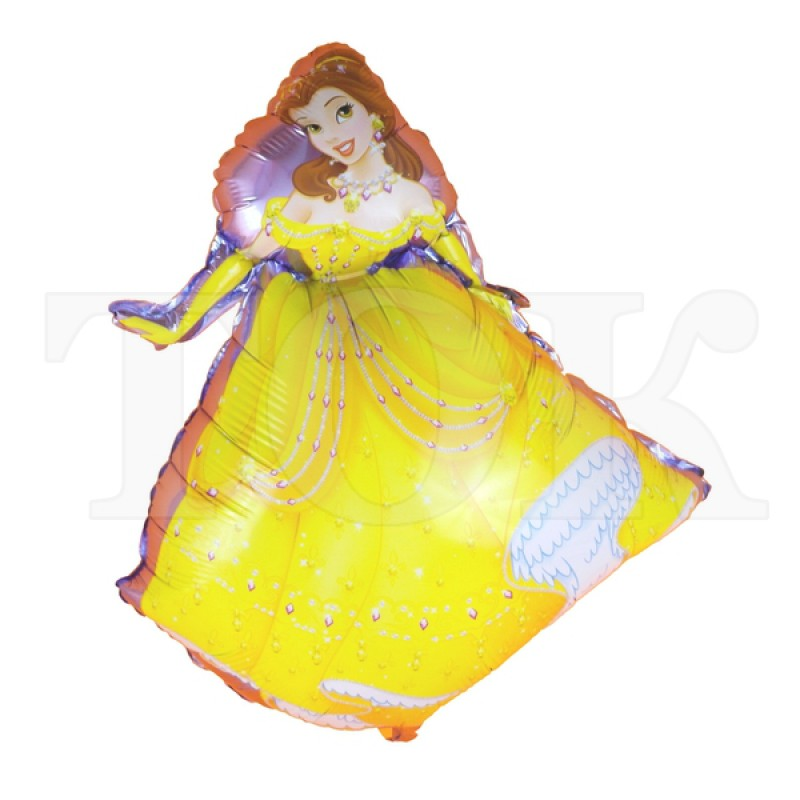 Принцесса 0936-7 Фигура Фольга