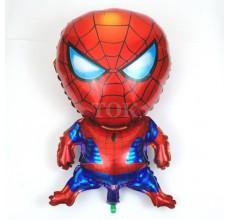 Человек паук большой Фигура Фольга