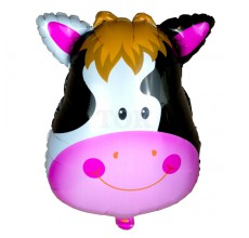 Корова голова Фигура Фольга