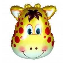 Жираф голова Фигура Фольга