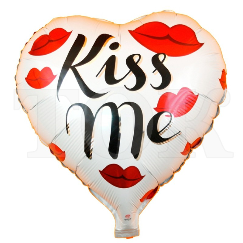 "Сердце ""Kiss Me"" 0807-6"
