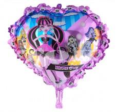 """""""Monster High"""" с рюшами"""