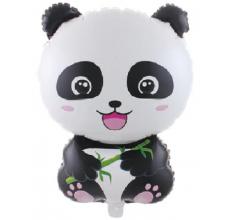 Панда 1 Фигура Фольга