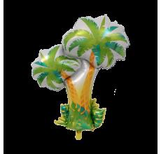 Две пальмы Фигура Фольга