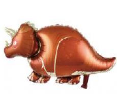 Динозавр 5 под палочку Фигура Фольга