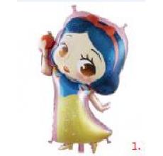 Принцесса 13 Фигура Фольга
