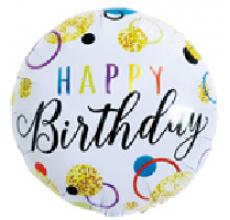 """Happy Birthday""  Таблетка Фольга - 402"