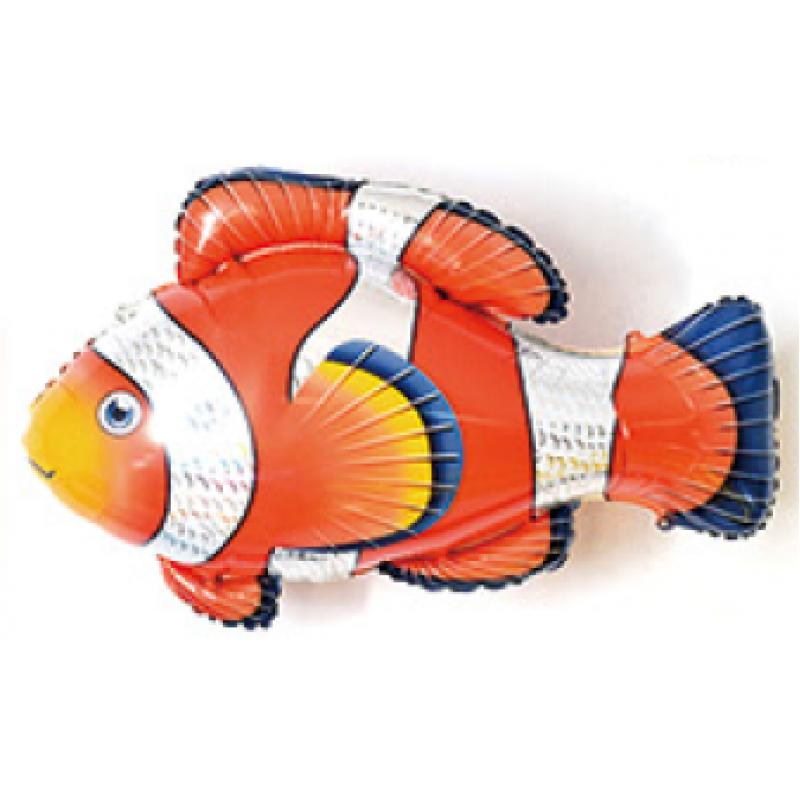 Рыбка Оранжевая под палочку