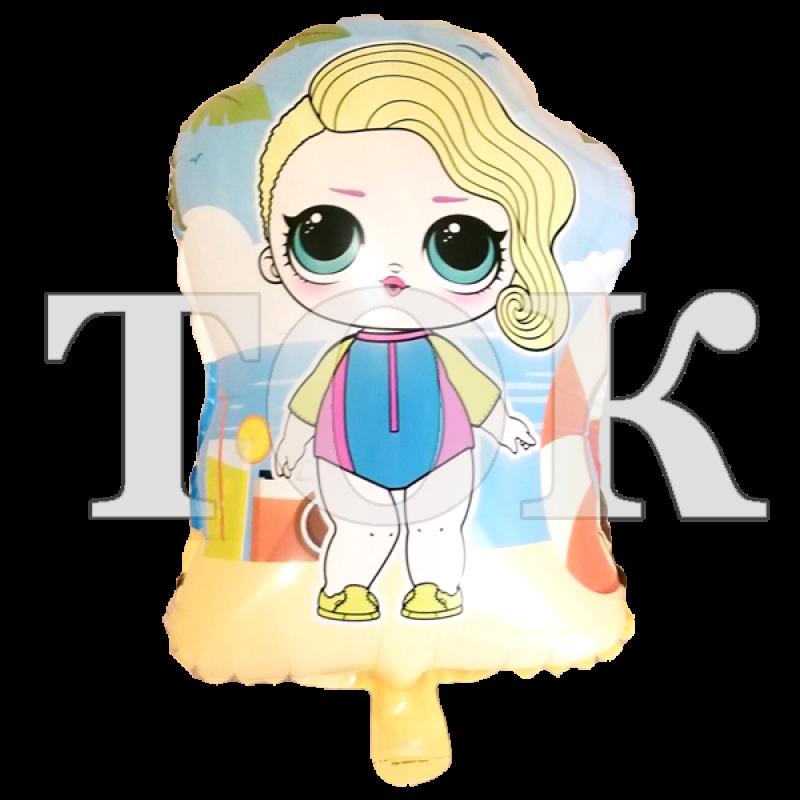 Кукла Лол 2 Фигура Пленка