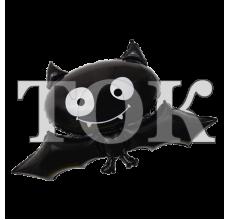 Летучая мышь Фигура Фольга Под палочку