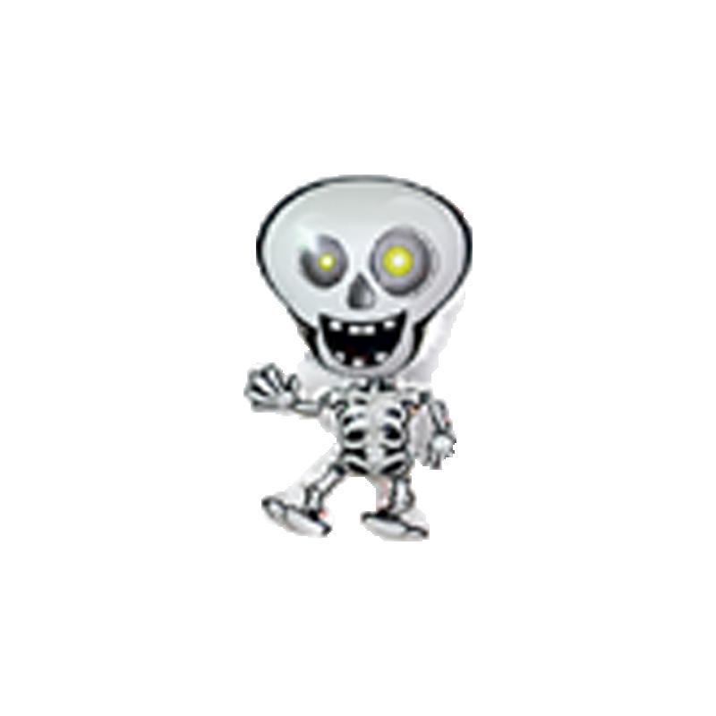 Скелетик Фигура Фольга