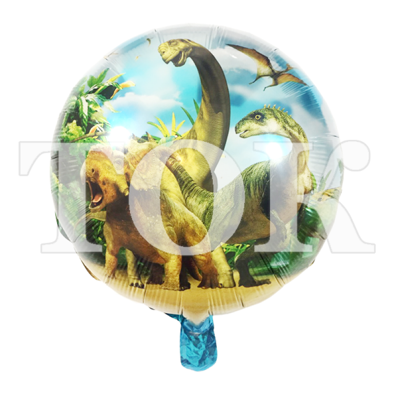 Динозавр 1 Таблетка Фольга