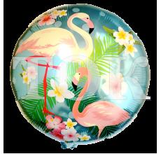 фламинго розовый 2 Таблетка Фольга