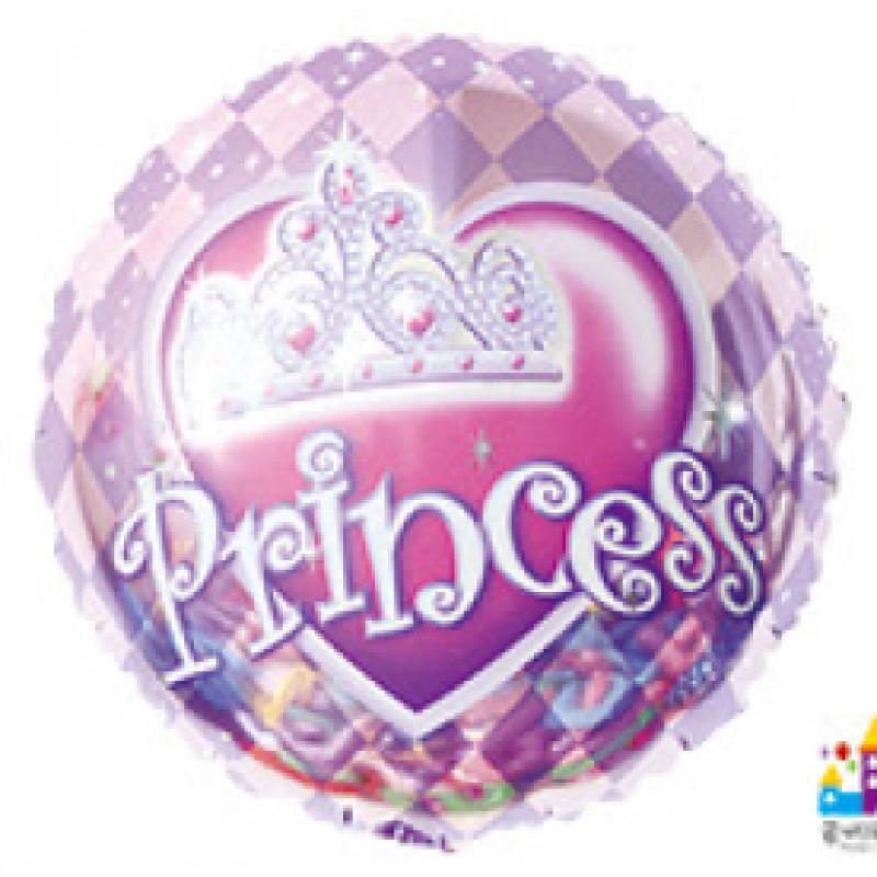 Корона  принцессы Таблетка Фольга
