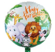 """Happy Birthday""  Таблетка Фольга - 202"