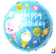 """Happy Birthday""  Таблетка Фольга - 301"