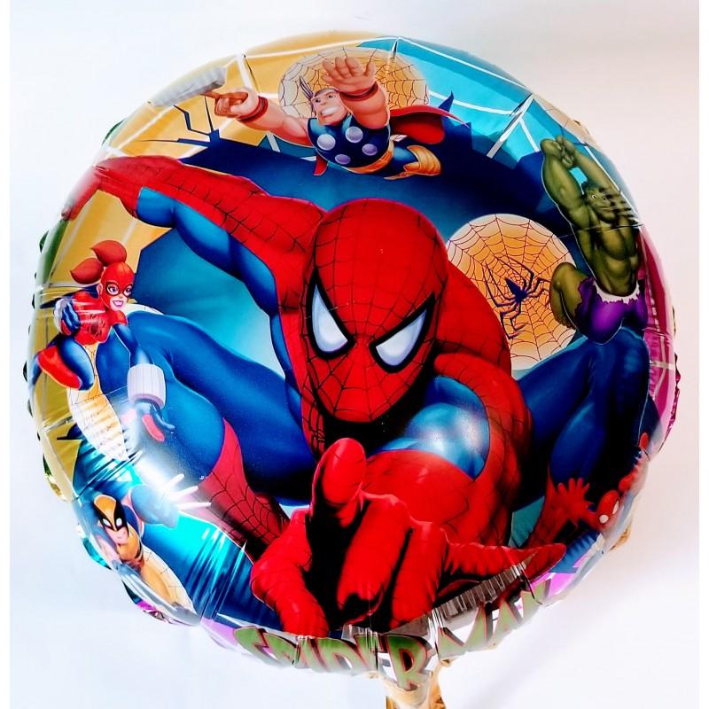 Человек паук Таблетка Фольга