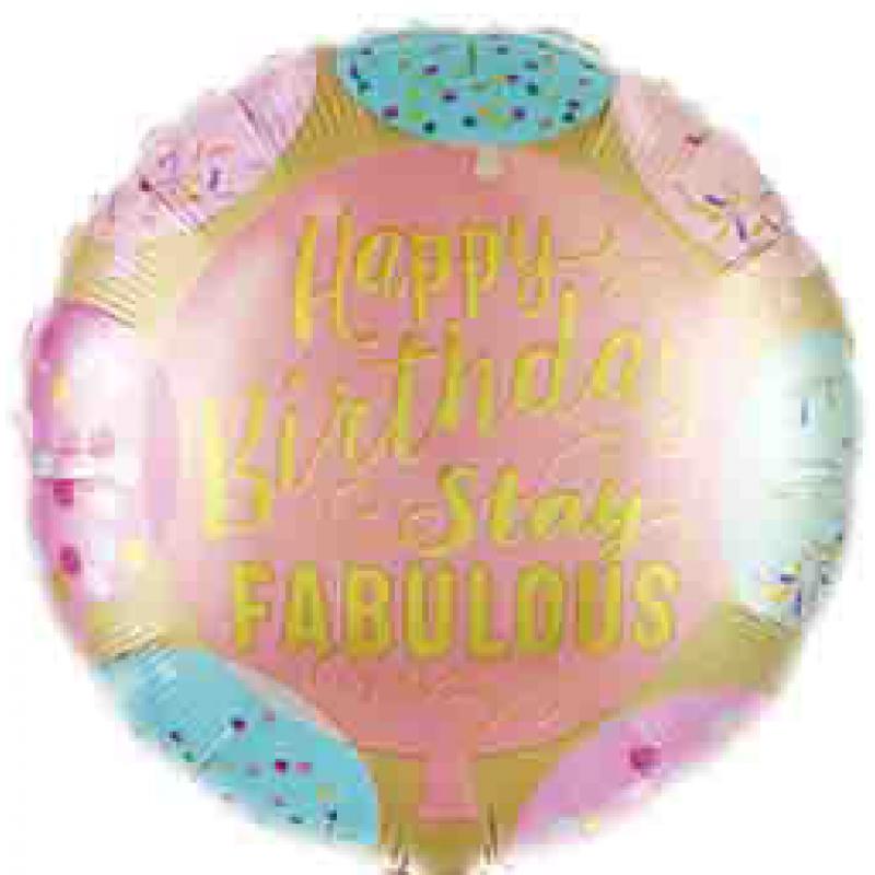 """Happy Birthday""  Таблетка Фольга - 304"