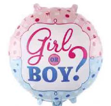 girl-or-boy Таблетка Фольга