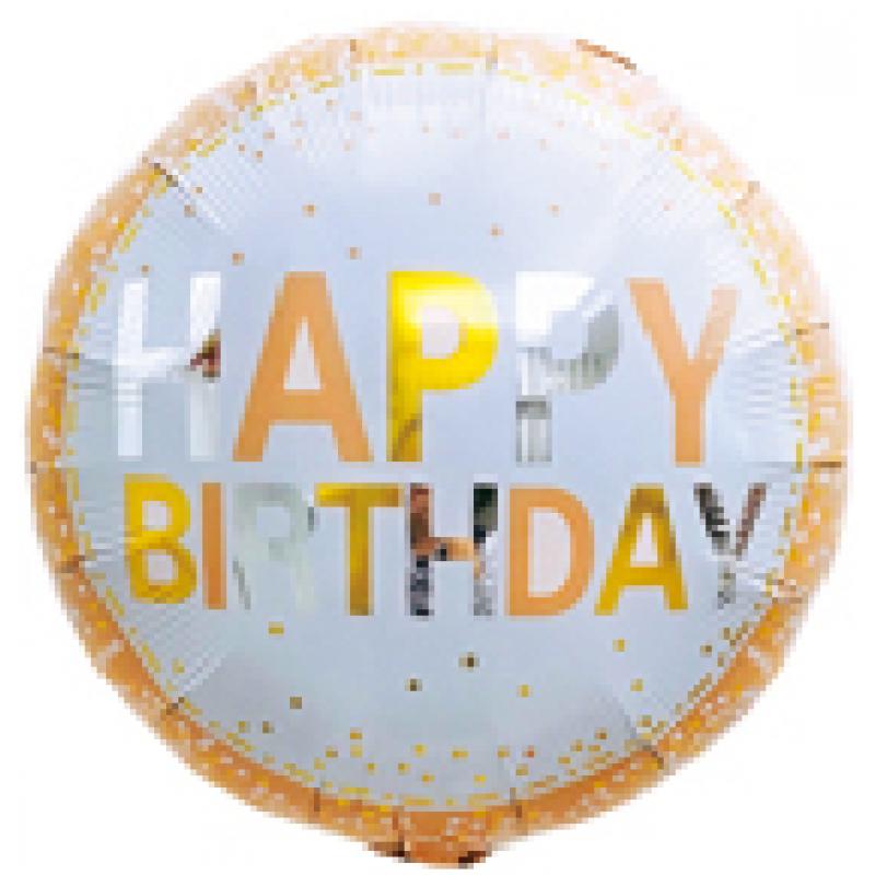 """Happy Birthday""  Таблетка Фольга - 400"