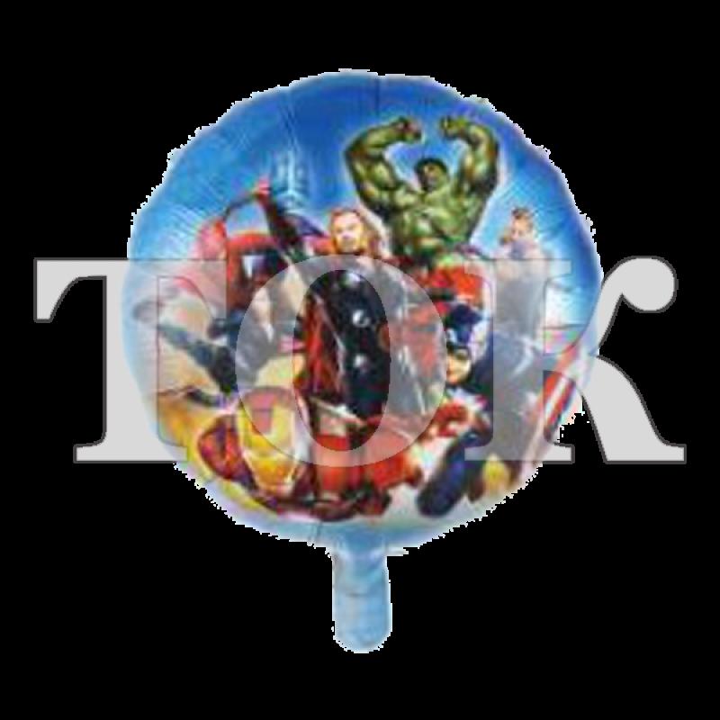 Герои Мстители Таблетка Фольга