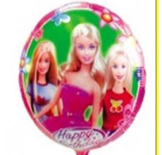 Три Барби  Таблетка Фольга