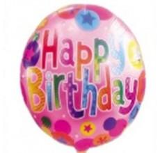 """Happy Birthday""  Таблетка Фольга - 3"