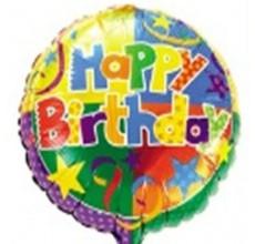 """Happy Birthday""  Таблетка Фольга- 5"