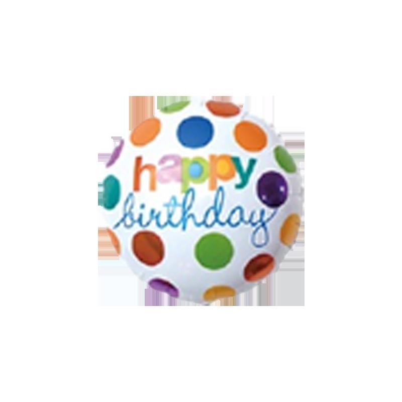 """Happy Birthday""  Таблетка Фольга - 45"