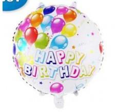 """Happy Birthday""  Таблетка Фольга - 10"