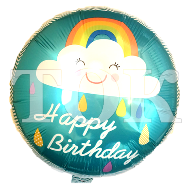 """Happy Birthday""  Таблетка Фольга - 43"