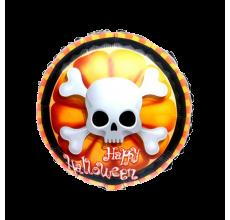 Хеллоуин черепок Таблетка Фольга