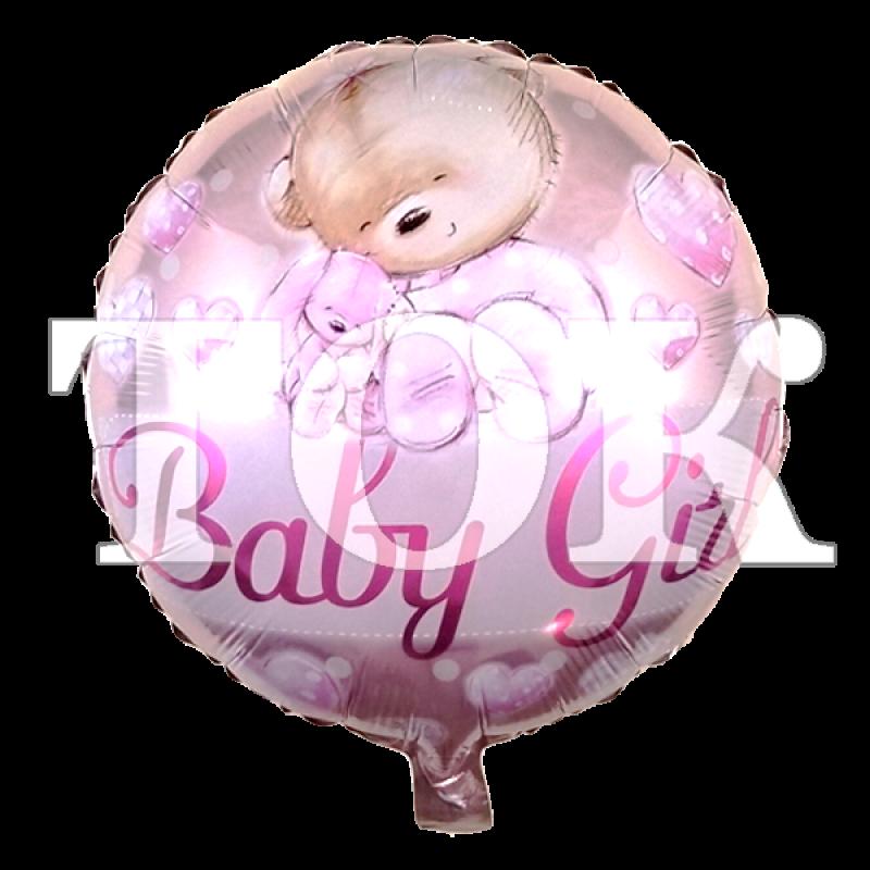 Baby Girl Таблетка Фольга