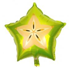 Звезда фрукт Фольга