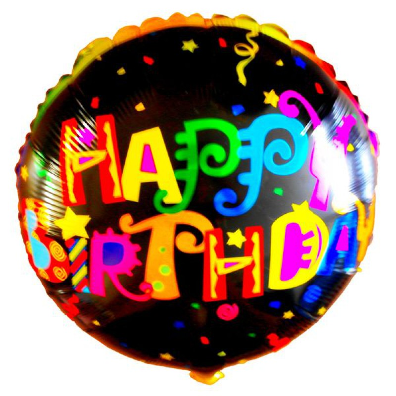 """Happy Birthday""  Таблетка Фольга - 1"