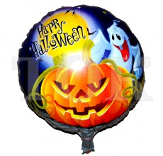 Хеллоуин тыква  злая  Таблетка Фольга