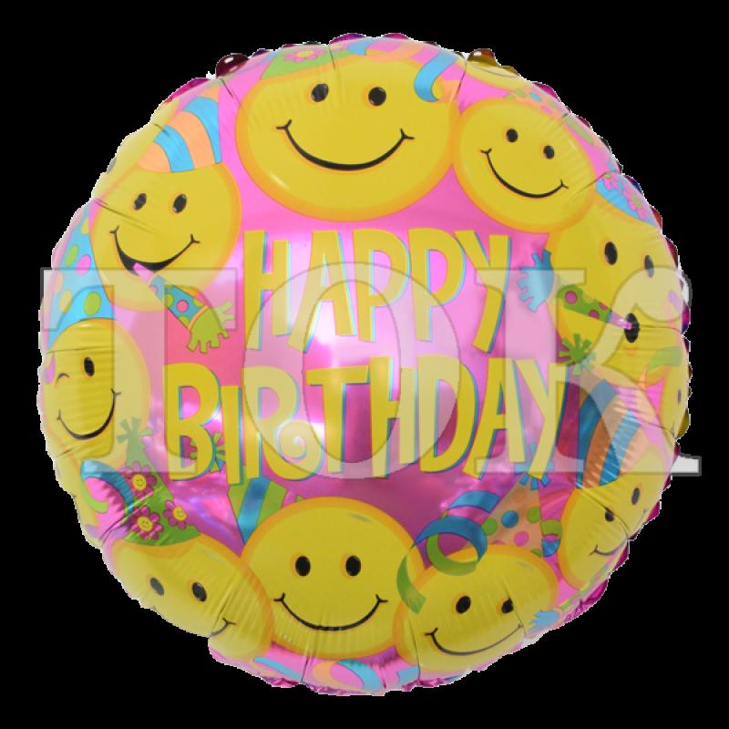 """Happy Birthday""  Таблетка Фольга - 36"
