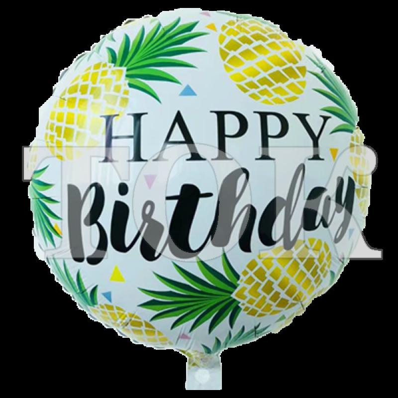 """Happy Birthday""  Таблетка Фольга - 37"