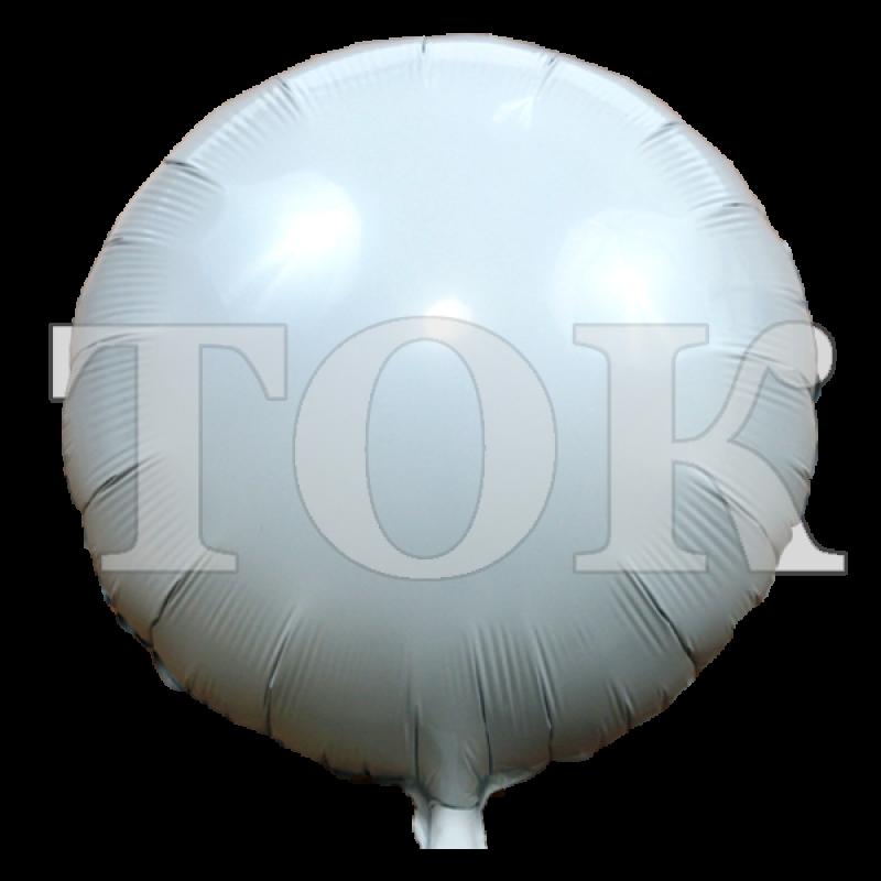 однотонный белый Таблетка Фольга