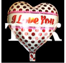 Сердце I Love you 1