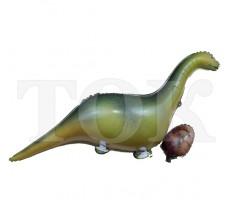 Шар ходячий динозавр с яйцом