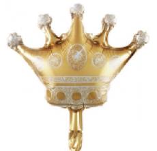 Корона под палочку Фигура Фольга