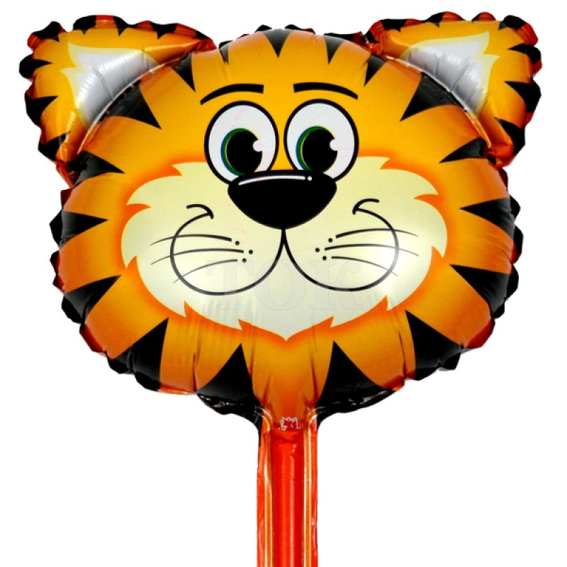 Тигр для палочки